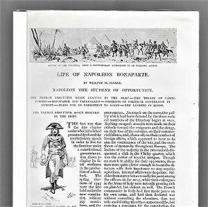 Life Of Napoleon Bonaparte, Part VIII: Napoleon: Sloane, William M.