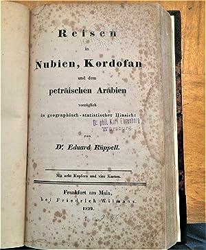 Reisen In Nubien, Kordofan Und Dem Petraischen Arabien: Ruppell, Eduard
