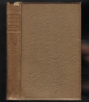 Oliver Wendell Holmes: Jerrold, Walter
