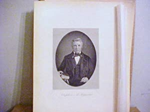 Dr. Stephen A. Seymour Steel Engraved Portrait: Seymour, Stephen A., Dr.