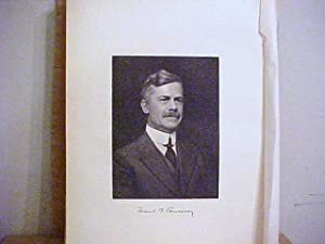 Frank William Pomeroy Steel Engraved Portrait: Pomeroy, Frank William