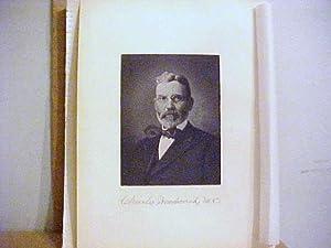 Dr. Charles Woodward Steel Engraved Portrait: Woodward, Charles, Dr.