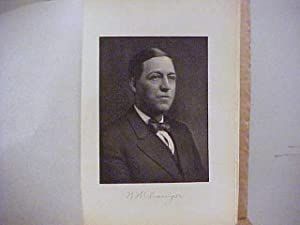 Wilbur William Branigar Steel Engraved Portrait: Branigar, Wilbur William / Wilbur W. Branigar