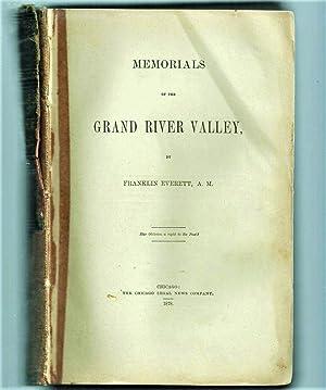 Memorials Of The Grand River Valley: Everett, Franklin