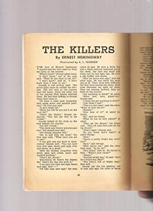 The Killers in Two-Fisted Stories For Men: Hemingway, Ernest / R. M. Barrows, compiler