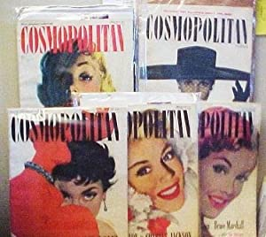 Across The River And Into The Trees in Cosmopolitan Magazine, Complete Pre-Publication Serial ...