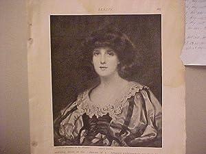 Lorna Doone, Portrait: Lorna Doone