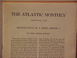 Recollections Of A Rebel Reefer from The: Morgan, James Morris
