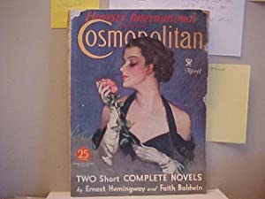 Sweepstake in Cosmopolitan Magazine: Baldwin, Faith