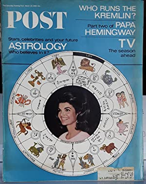Papa Hemingway in The Saturday Evening Post, Complete Pre - Publication Serial Appearance: Hotchner...