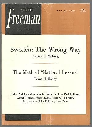 The Freeman Magazine, Volume 4, Number 18,: Poirot, Paul L.