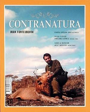 Contranatura: Joan Fontcuberta