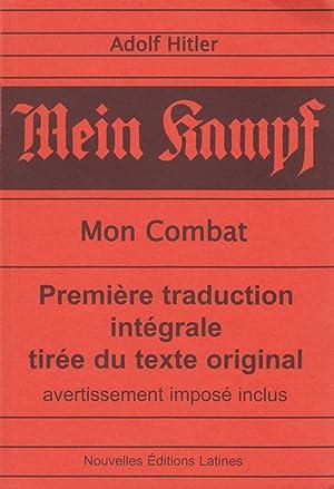 Mein Kampf.: HITLER (Adolf)