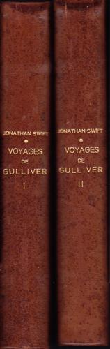 Les voyages de Gulliver dans des contrées: SWIFT (Jonathan)