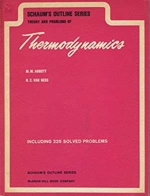Theory and problems of Thermodynamics: ABBOTT M. M.,