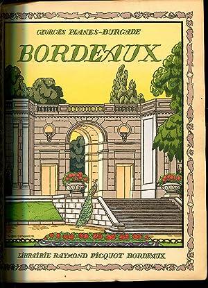 BORDEAUX: PLANES-BURGADE Georges, (préface