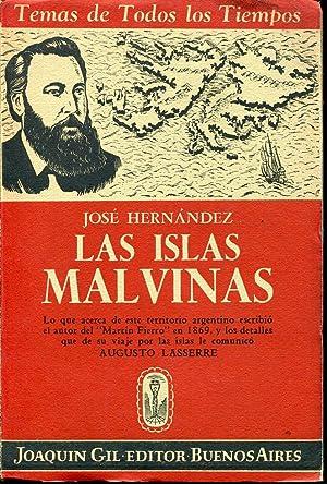 Las Islas Malvinas: HERNANDEZ José