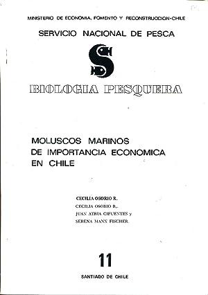 Moluscos Marinos de Importancia Economica en Chile: OSORIO Cecilia, ATRIA