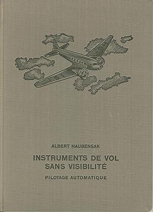 Instruments de vol sans visibilité - Pilotage: HAUBENSAK Albert