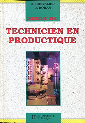 gratuit guide du technicien en productique pdf
