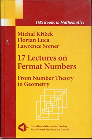 17 Lectures on Fermat Numbers, From Number: KRIZEK Michal, LUCA