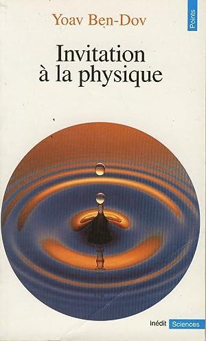 Invitation à la physique: BEN-DOV Yoav, édition