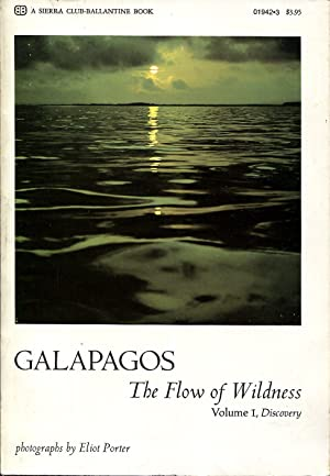 Galapagos, The Flow of Wildness, Volume 1,: COLLECTIF, photographs by