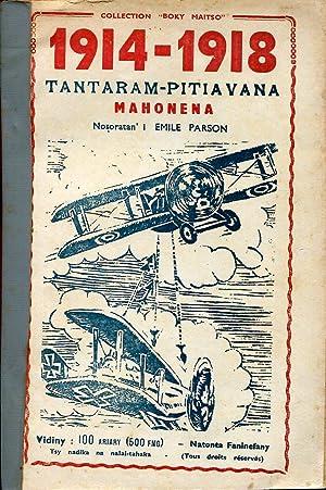 1914-1918, Tantaram-Pitiavana, Mahonena, Nosoratan  i Emile Parson: Nosoratan  i Emile PARSON
