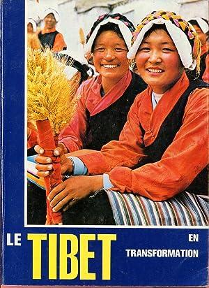 Le Tibet en transformation: COLLECTIF (Rédacteur :