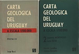 Carta geologica del Uruguay a escala 1/1àà 000, 1. Prefacio, 2. segmento ...