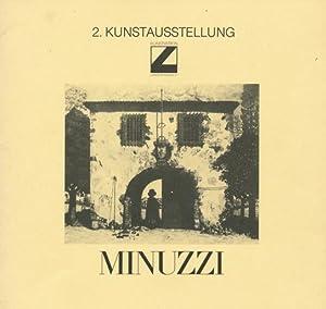 2. Kunstausstellung: Maurilio Minuzzi. 11.3. - 28.3.1982: Kunstverein Langenhagen e.V.