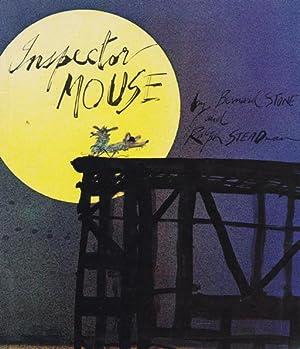 Inspector Mouse. A Sparrow Book.: Stone, Bernard (Text)