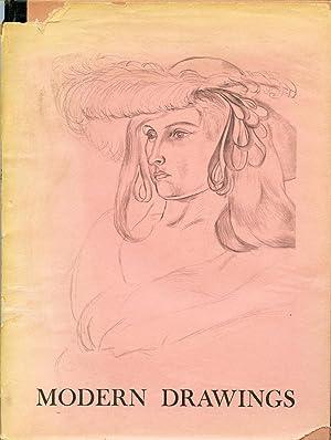 Modern Drawings: Edited by Monroe