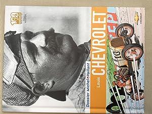 Dossier michel Vaillant Louis Chevrolet: Pierre Van Vilet