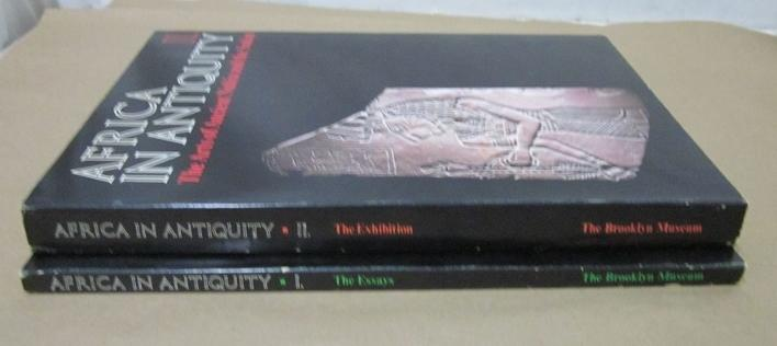Africa in Antiquity: The Arts of Ancient Nubia and the Sudan, Volume I: The Essays; Volume II: The ...