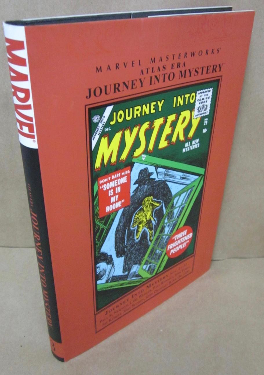 Journey into Mystery, Volume III: Nos. 21-30 (Marvel Masterworks, Atlas Era) - Newman, Paul S. et al.