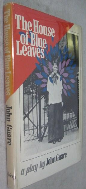 The House of Blue Leaves [First edition, signed]: Guare, John