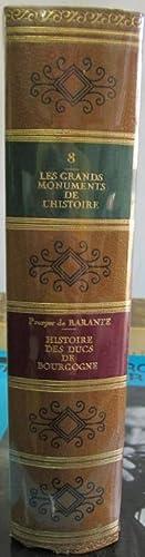 Histoire des Ducs de Bourgogne de la Maison de Valois, 1364-1477: Barante, M. de / Cazaux, Yves (ed...