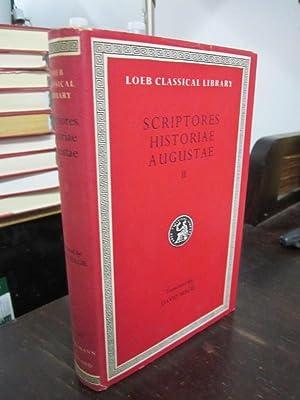 Scriptores Historiae Augustae III: Magie, David (trans.)