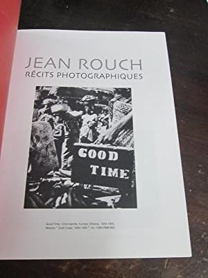 Jean Rouch, Recits Photographiques: Moreno, Jean-Claude (ed.)