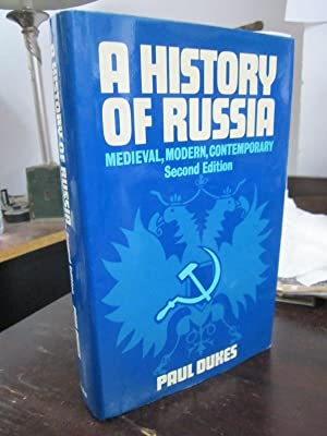 A History of Russia: Medieval, Modern, Contemporary (2nd edition)