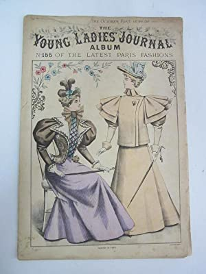 Supplements to the October Part, 1896 of The Young Ladies Journal: Album No. 155 of the Latest ...