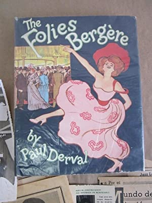 The Folies Bergere [Signed by Josephine Baker]: Baker, Josephine] Derval, Paul; Hill, Lucienne (...
