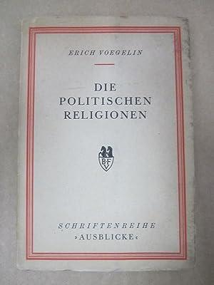 Die Politischen Religionen: Voegelin, Erich