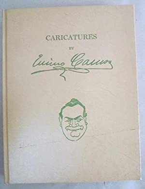 The New Book of Caricatures: Caruso, Enrico (ills.)