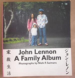 John Lennon: A Family Album: Saimaru, Nishi F. (photo.)