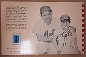 Yogi Berra's Baseball Guidebook: Basic Plays and Playng Techniques for Boys [Signed by Berra]:...