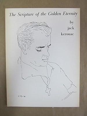 The Scripture of the Golden Eternity: Kerouac, Jack; Mottram,