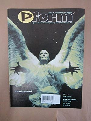P-Form: A Journal of Interdisciplinary and Performance: Thompson, Ken