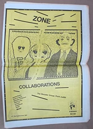 Voice, #7: Collaborations (Spring/Summer 1981): Cherches, Peter and Dennis DeForge (eds.)
